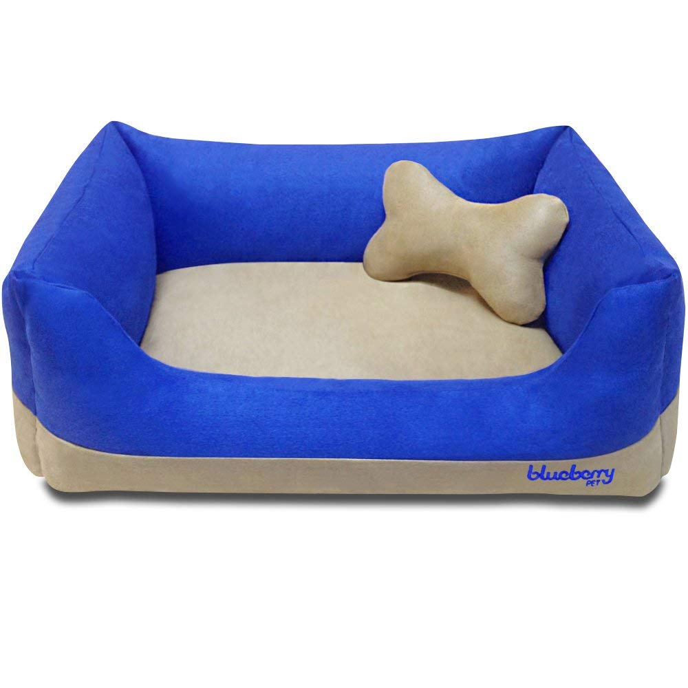 Blueberry Pet Heavy Duty Dog Bed review by www.puppyurl.com