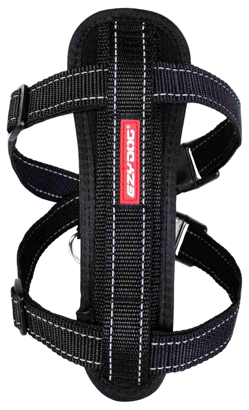EzyDog Chest Plate Custom Fit Dog Pulling Harness Review by www.puppyurl.com
