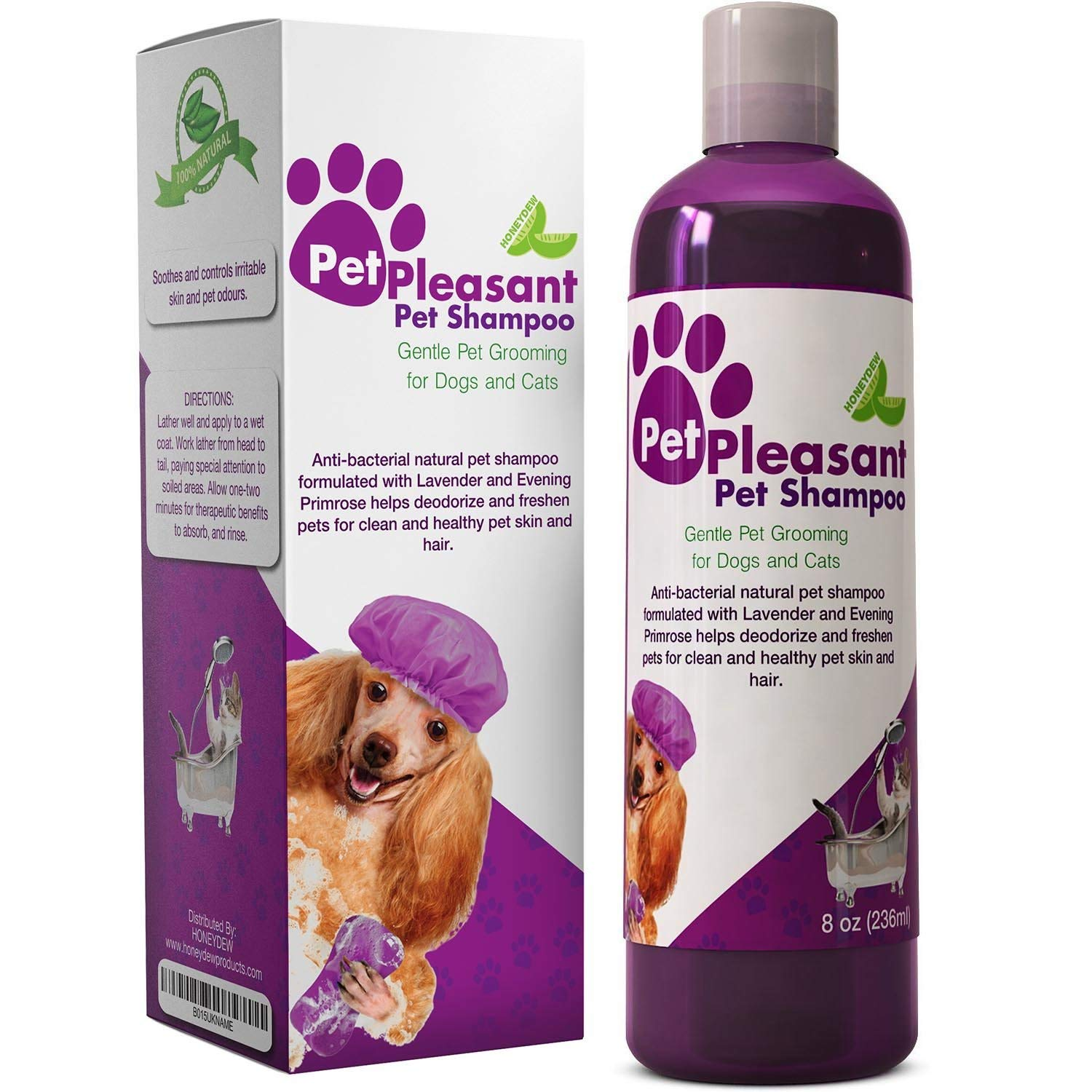 Maple Holistics Natural Best Dog Shampoo For Smell Review by www.puppyurl.com