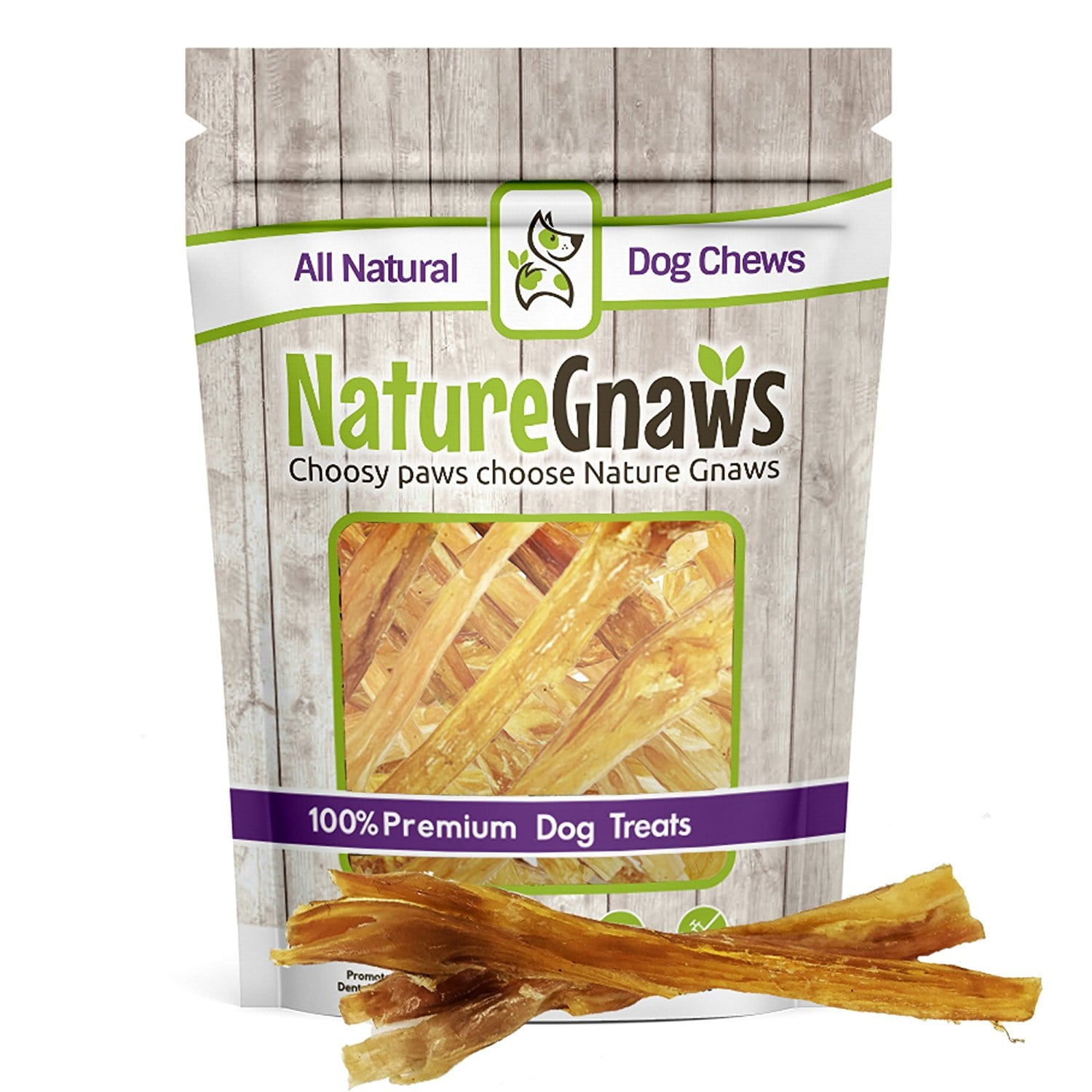 Nature Gnaws Tendon Chews Reviews by www.puppyurl.com