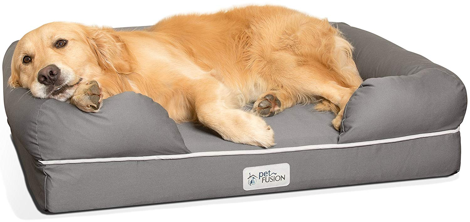 PetFusion Best Orthopedic Dog Beds Review by www.puppyurl.com