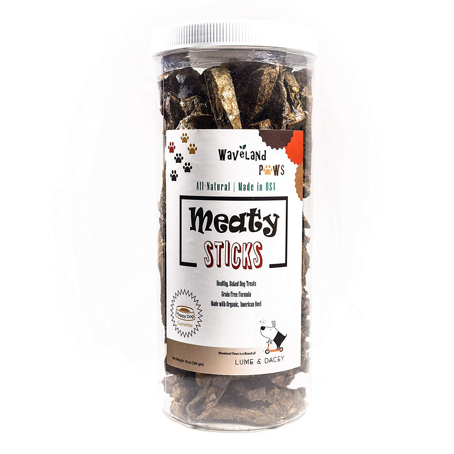 Waveland Paws Organic Dog Treats Reviews by www.puppyurl.com
